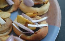 Tartelettes au boudin et aux pommes—Recette vraiment pas déso #AperoWeek