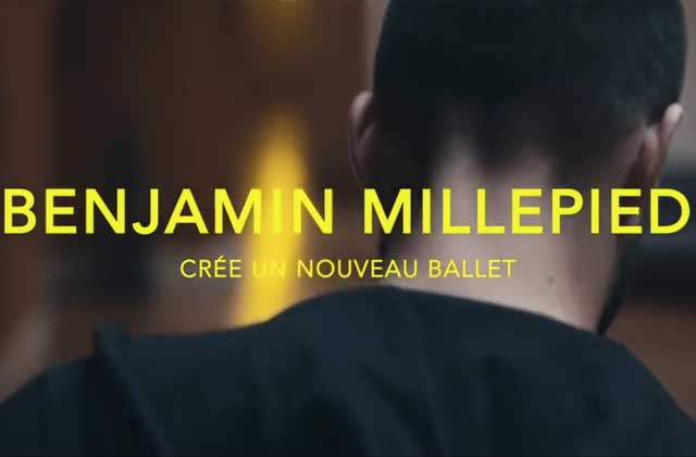 «Relève:histoire d'une création» de Benjamin Millepied va sortir au ciné en version inédite