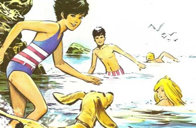 Les séries littéraires de ton enfance… et leurs équivalents modernes!