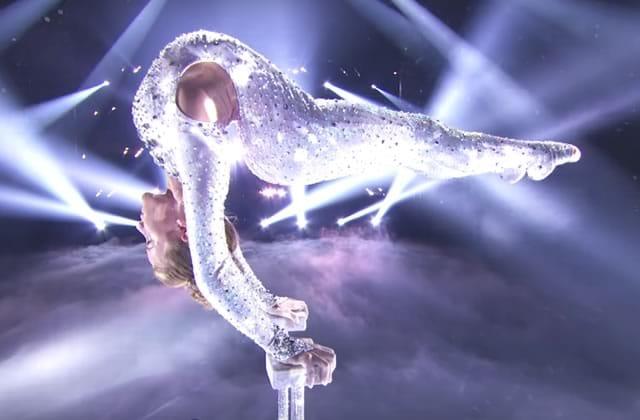 Sofie Dossi, contorsionniste de 14 ans, est en demi-finale de America's Got Talent