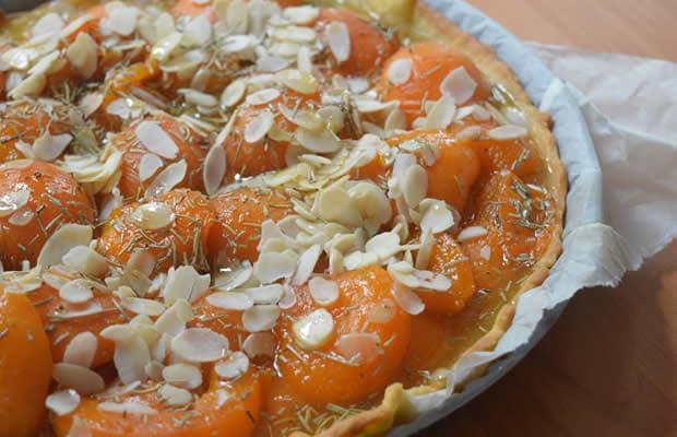 tarte abricots recette miam