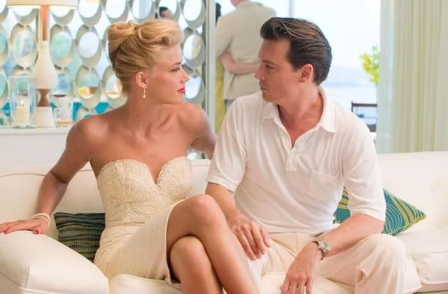Johnny Depp essaie de la faire à l'envers à Amber Heard, mais c'est mal la connaître