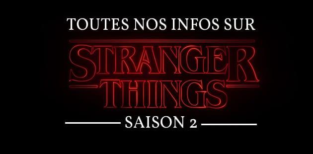 Des nouveaux noms au générique de la saison 2 de Stranger Things