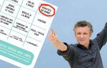 Le bingo « Koh-Lanta», à cocher furieusement devant sa télé
