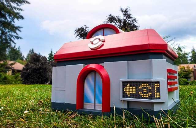 La station de recharge « Pokémon Go », objet de désir intense