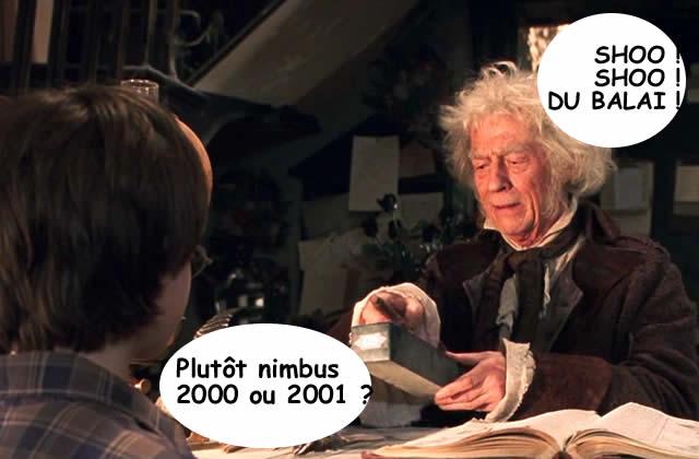Sobres, les fabricants de «vraies» baguettes magiques clashent J.K. Rowling et les Potterhead