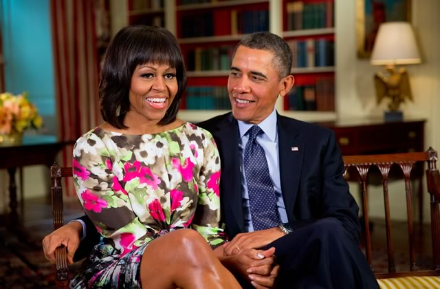 Barack & Michelle Obama, un couple inspirant