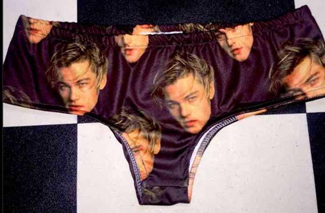 Les culottes têtes de célébrités d'O Mighty—WTF Mode