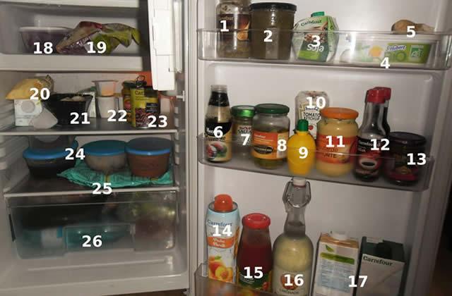 Dans le frigo de… Julie, végétalienne