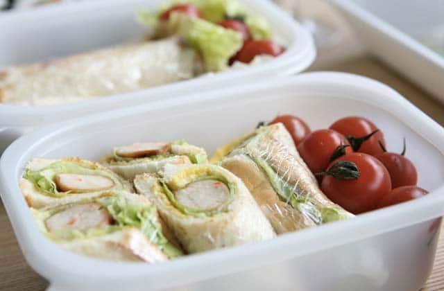 Participe au défi végétarien «Lunchbox» sur le forum!
