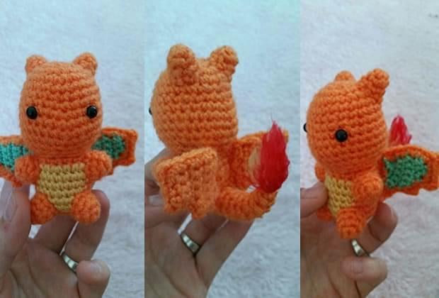 Modèle au crochet de Pikachu de