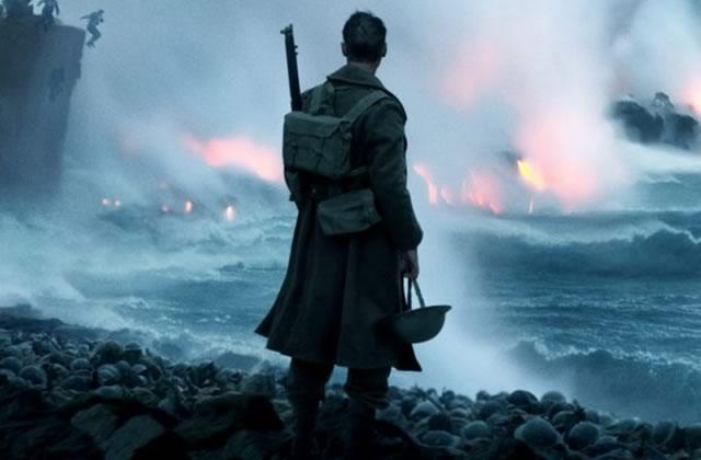 Une affiche pour le film de guerre de Christopher Nolan — Dunkerque