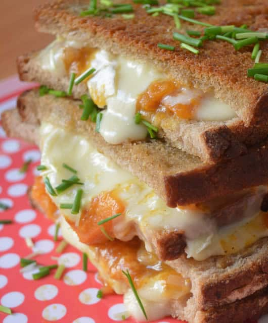 grilled cheese food porn fromage