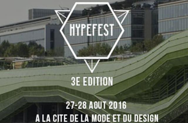 L'Hypefest retourne Paris en cette fin d'août 2016!