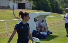 Julie, championne d'Europe de Foot U19, nous parle de son parcours