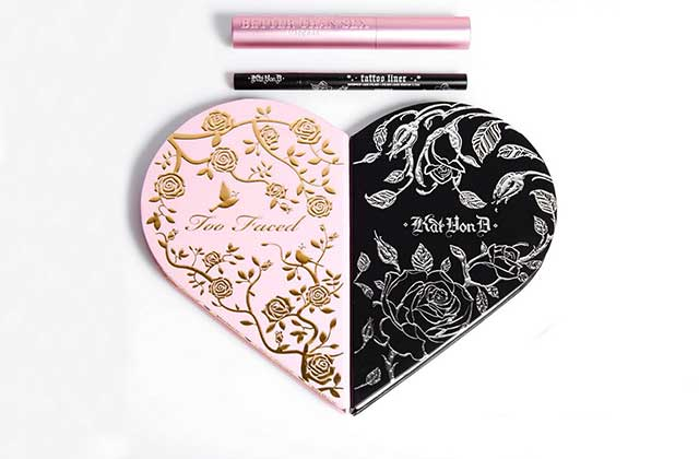 Kat von D et Too Faced s'associent le temps d'une collection éphémère !