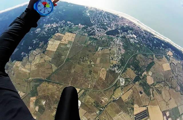 parachutisme quel age