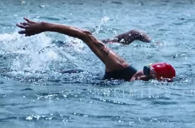Une nonne de 86 ans championne de triathlon à l'honneur dans la dernière pub de Nike