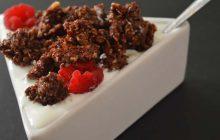 Granola choco-noisette — La recette vegan qui croque