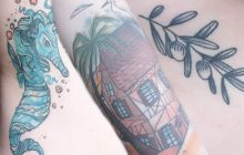 Street Tattoos « Oldie but Goodie » — Esther