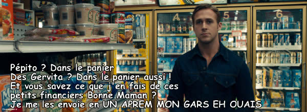 ryan gosling deliveroo