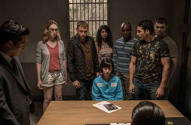 Quand sort le Christmas Special de Sense8 ? Et la saison 2 ?