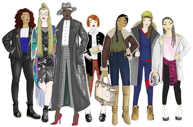 Les tendances mode automne hiver 2016 2017 - Tendance mode automne hiver 2018 ...