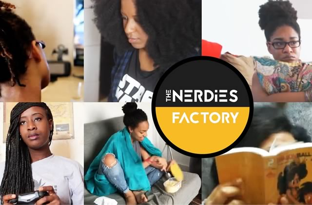 The Nerdies Factory, le nouveau collectif de meufs cool qui parlent pop-culture sur YouTube