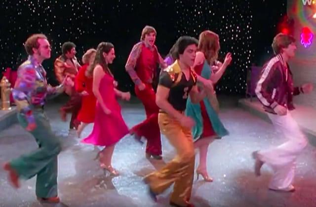 La danse dans les séries télé au coeur d'un mash-up motivant