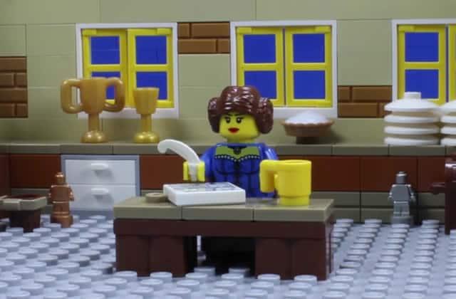 La vie d'Ada Lovelace, première programmeuse, racontée en LEGO!