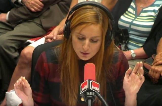 «Pour tous ceux que c'est pas de ta faute», la chanson hilarante d'Alison Wheeler sur France Inter