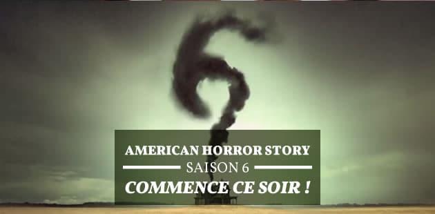 «American Horror Story» saison 6 débarque ce soir!