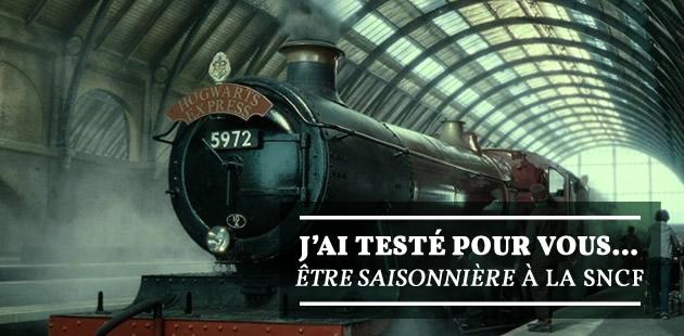 J'ai testé pour vous… être saisonnière à la SNCF