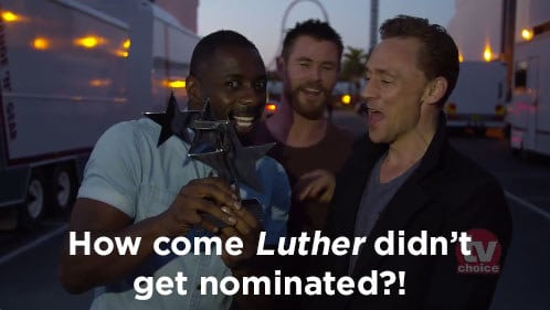 critic choice award luther