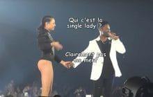 La danseuse principale de Beyoncé demandée en mariage… pendant le live de «Single Ladies»!