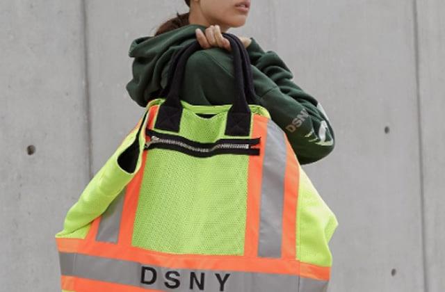 La Fashion Week de New York rend hommages aux éboueurs