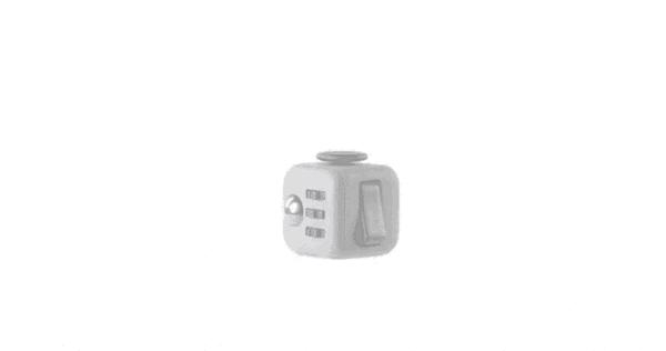 Occupez-vous les mains avec le Fidget Cube, une chouette invention