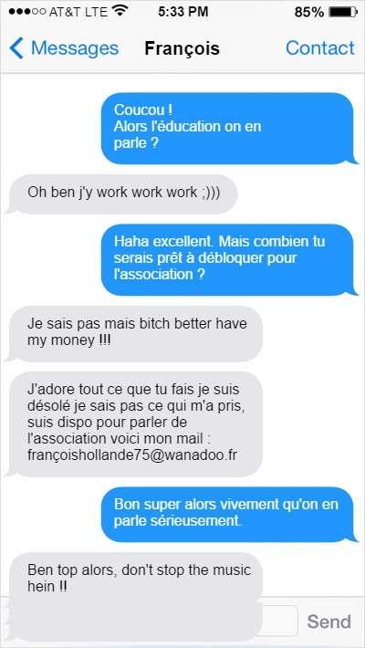 françois hollande rihanna conversation malaise