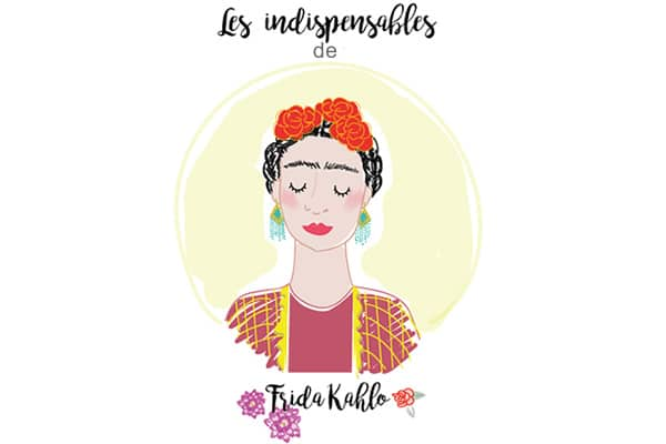 Get The Look — Les indispensables anti-grisaille de Frida Kahlo