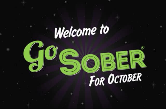 Go Sober For October encourage les Britanniques à reposer leur pinte de bière