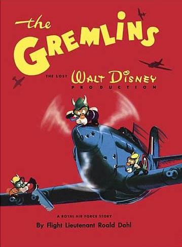 gremlins-disney-roald-dahl
