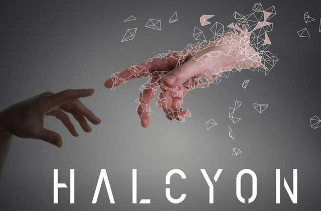 Halcyon, une série futuriste entre enquête et réalité virtuelle