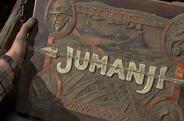 « Jumanji » revient au cinéma dans une suite, et ce n'est pas une blague