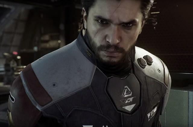 Jon Snow a appris à se servir d'un flingue et débarque dans Call of Duty : Infinite Warfare