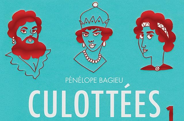 «Culottées», la BD de Pénélope Bagieu, est sortie!