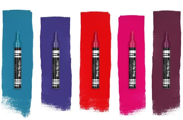 Les stylos à vernis de Ciaté font retomber en enfance!