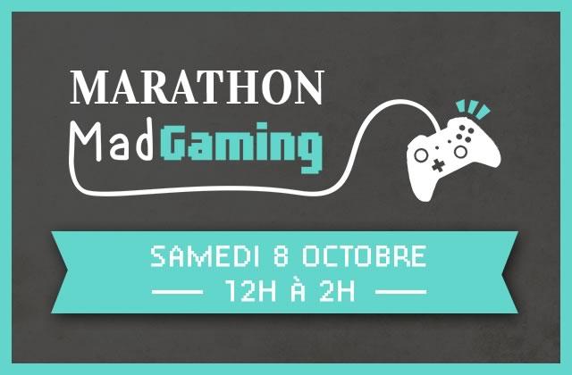 Le marathon #MadGaming, de midi à 2h du matin sur madmoiZelle !
