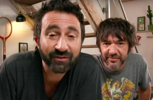 Mathieu Madénian et Thomas VDB nous font marrer tous les soirs dans Actuality