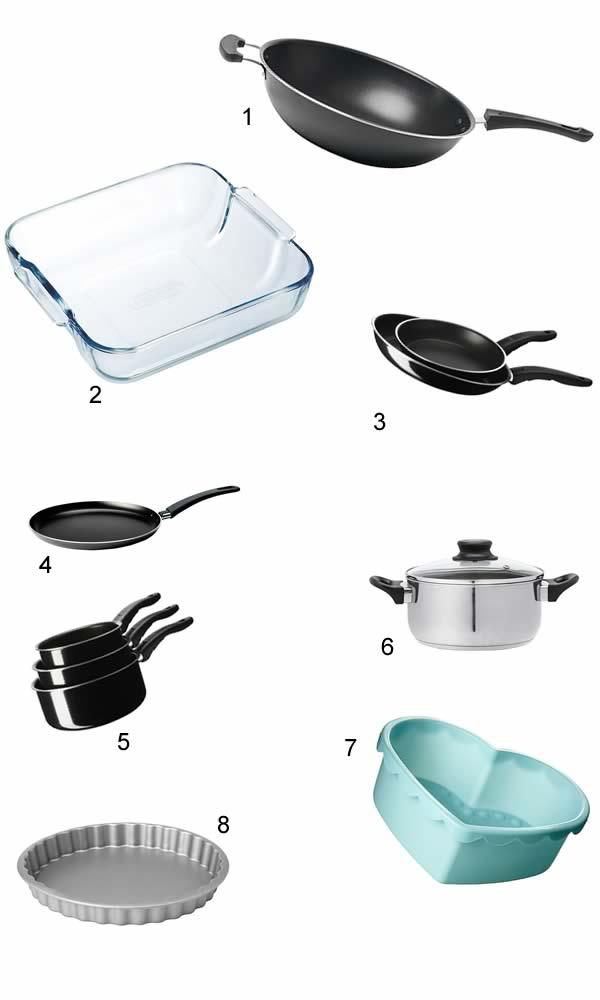 Comment remplir sa cuisine quand on vient d 39 emm nager for Nouvelle cuisine 2016