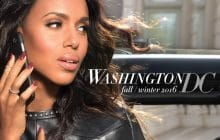 OPI sort une collection de vernis avec Kerry Washington